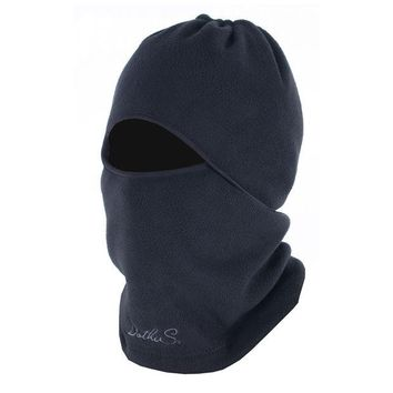 LMF9GW New Arrival Winter Balaclava Hats for Men Earflaps knitted Cap 3 Colors Available Pullover Masked beanies hat autumn dress