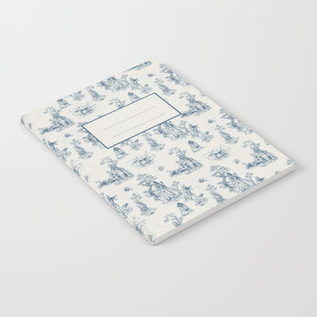 Toile de StarWars Notebook by Anion