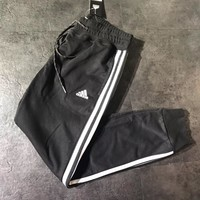 ADIDAS Woman Men Fashion Pants Trousers Sweatpants