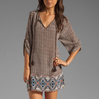 Tolani Tassel Dress in Ikat from REVOLVEclothing.com