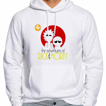 Rick And Morty 9 1032 Man Hoodie and Woman Hoodie