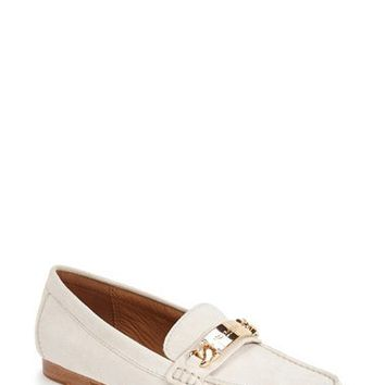 COACH 'Kimmie' Moc Stitched Loafer (Women) | Nordstrom