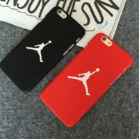 Jordan Print Iphone 7 7plus & 6 6s Plus Sports Cover Case