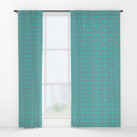 Happy Window Curtains by Fimbis