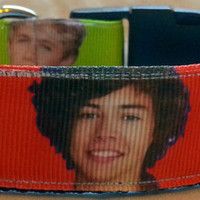 One Direction Dog Collar