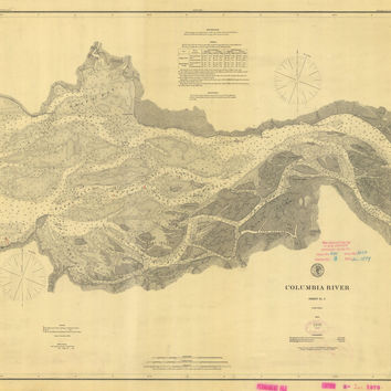 Columbia River Sheet No. 2
