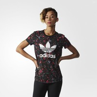 adidas Moscow Printed Tee - Multicolor | adidas US