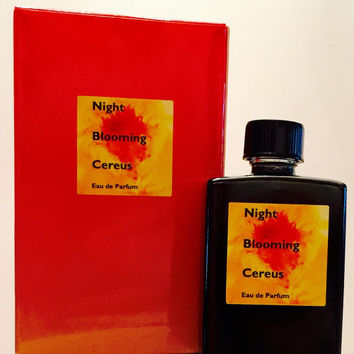 Night Blooming Cereus Eau de Parfum 15 ml. bottle Rare Niche Couture Bridal Gift