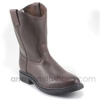 Whiskey Oiled Leather Western Boot