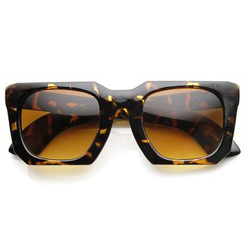 Modular Fashion Square Womens Designer Sunglasses 8984