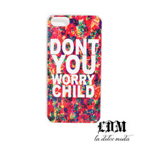 SWEEDISH house mafia iPhone CASE don't you worry by ladolcemoda