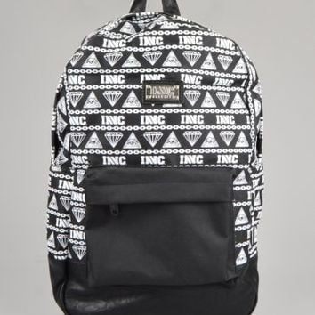 Innercity Illuminati Backpack - Black