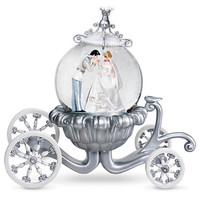 Disney Cinderella Wedding Snowglobe | Disney Store