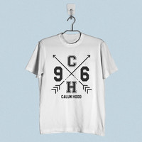 Men T-Shirt - 5 Seconds of Summer Calum Hood 5SOS