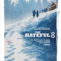 Hateful Eight The Movie Poster 24in x36in