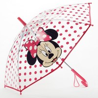 Disney Mickey Mouse & Friends Minnie Mouse Umbrella (White)
