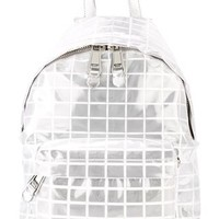 Moschino Check Pattern Backpack - Stefania Mode - Farfetch.com