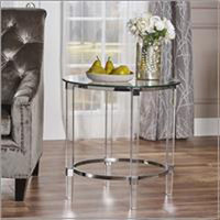 Orianna Circular Side Table