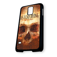 As I Lay Dying Frail Words Samsung Galaxy S5 Case