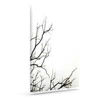"Skye Zambrana ""Winter"" Outdoor Canvas Wall Art"