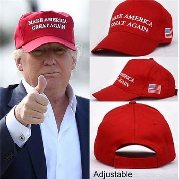 Make America Great Again Hat Donald Trump Cap GOP Republican Adjust Mesh Baseball Cap patriots Hat Trump for president NQ935046