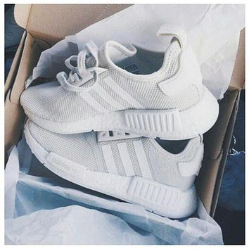 ADIDAS NMD 2018 Trendy Men's Fashion Casual Shoes F