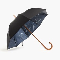 J.Crew Mens London Undercover Constellation Umbrella