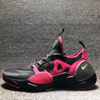 Nike Air Huarache EDGE Black Pink - Best Deal Online