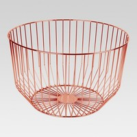 Round Wire Basket Large - Copper - Project 62™
