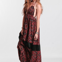 Destination Unknown Maxi Dress