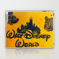 DISNEY CASTLE : MICKEY & MINNIE Laptop & iPad Skin by Rhiannon