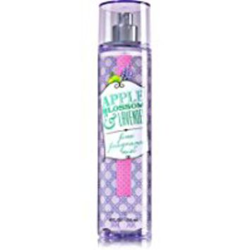 Bath & Body Works Apple Blossom & Lavender Body Lotion 8 Oz.