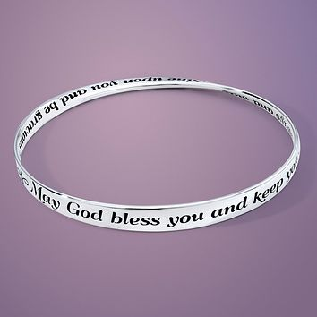 Bracelet of Blessing May God Bless You & Guard You