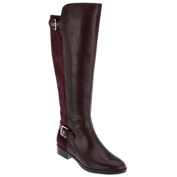 """As is"" Marc Fisher Damsel Women's Wide Calf Over The Knee Boots"