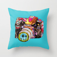 Picture This Throw Pillow by Bianca Green | Society6