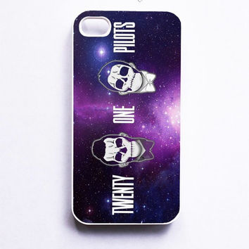 Twenty One Pilots 21 Pilots Band Head Galaxy Phone Cases For iPhone, Samsung, Sony iPod