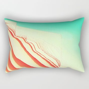 PlayTime glitch Rectangular Pillow by Ducky B