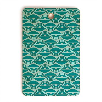 Heather Dutton Lazy Days Cutting Board Rectangle