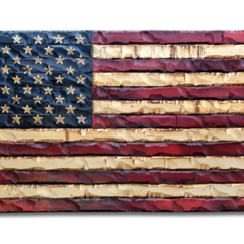 Patriot Edition American Flag 59x32