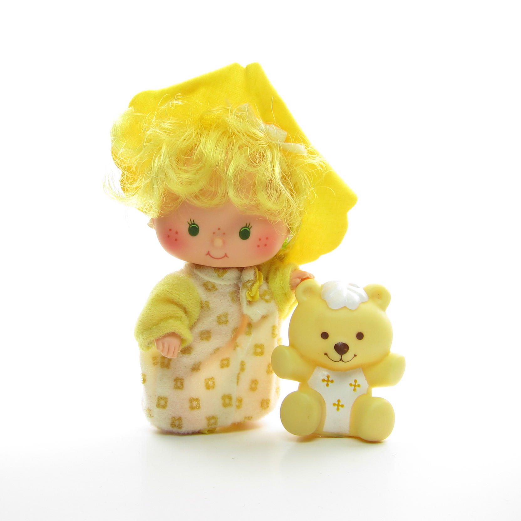 Butter Cookie Strawberry Shortcake Doll from Brown Eyed Rose