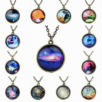 Vintage Galaxy Necklaces (13 different styles available)