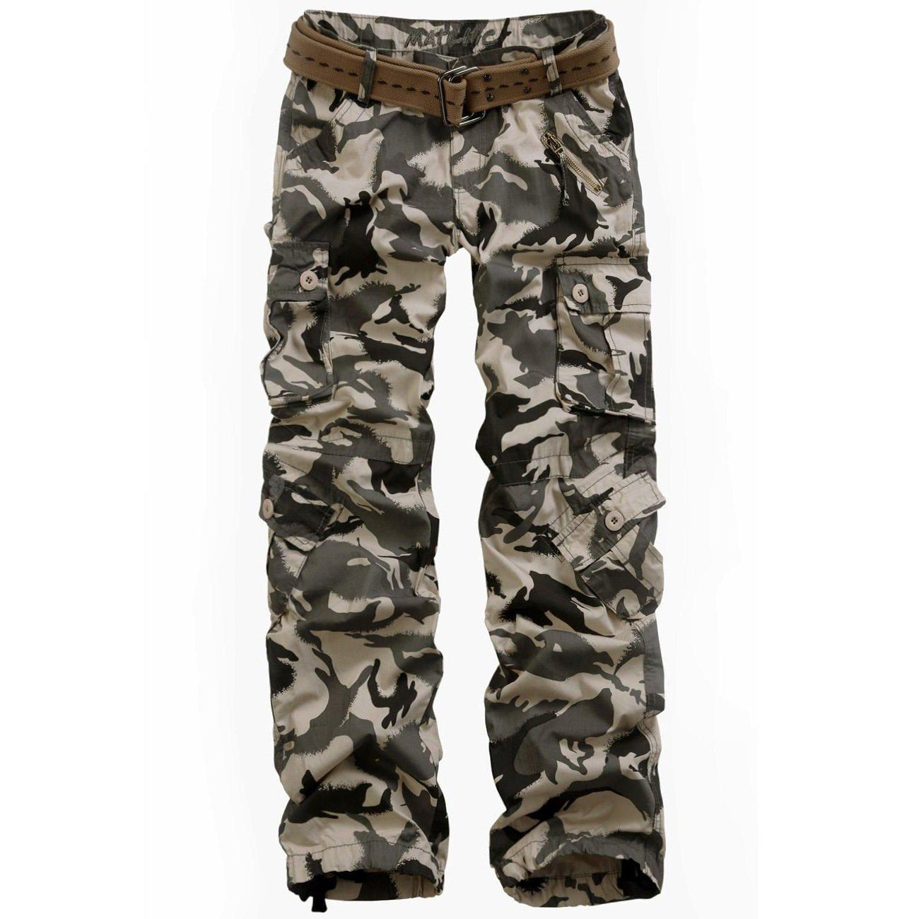 Match Juniors Camouflage Cargo Pants 3 from Amazon | Clothes