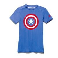 Under Armour Boys' Under Armour Alter Ego Fitted Shirt