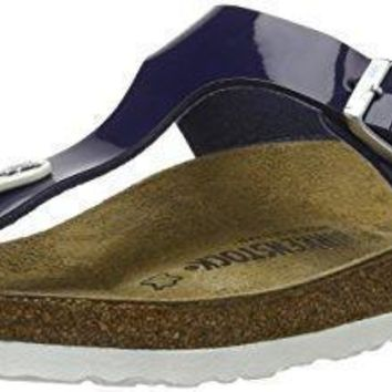 Birkenstock Women's Gizeh Cork Footbed Thong Sandal sale sandals mayari arizona pr