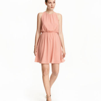 H&M Crêpe Dress $14.99