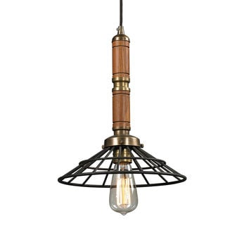 Delores Pulley Pendant Light