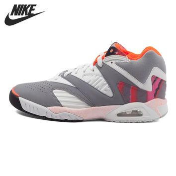 Original New Arrival 2016 NIKE AIR TECH CHALLENGE IV Men's Tennis Shoes Sneakers