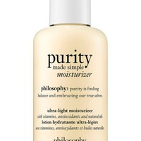 philosophy purity made simple ultra-light moisturizer | Nordstrom