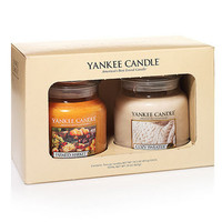 Farmers Market and Cozy Sweater : Gift Set : Yankee Candle