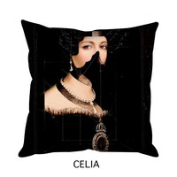 Miss Appropriation Cushions by Joao Figueiredo | Generate Design